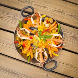Paella aux fruits de mer - 1kg