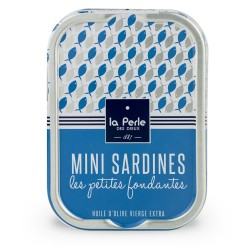 Mini sardines les petites...