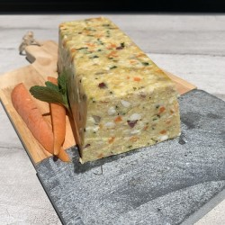 Terrine de Maigre au curry...