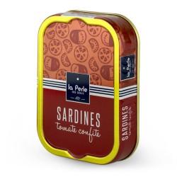 Sardines à la tomate...