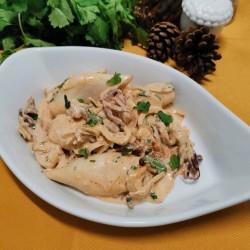 Encornets sauce sate - 500g